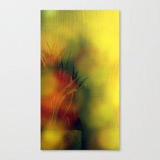 Groovy Grass Canvas Print