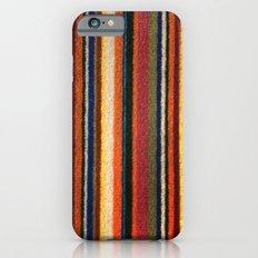 Paris Metro Cushion Fabric iPhone 6 Slim Case