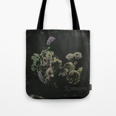 wet plate botanicals #1 Tote Bag