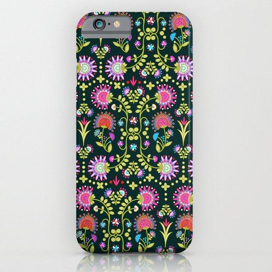 Folkloric 1 iPhone & iPod Case