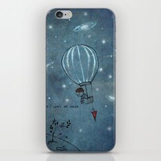 Unposted Letter -3 iPhone & iPod Skin