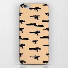 Blasters iPhone & iPod Skin