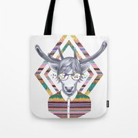 DREAMTAPES, Created By E… Tote Bag
