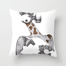 Anabelle Throw Pillow