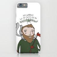 No Worries Woodsman iPhone 6 Slim Case