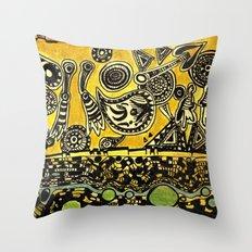 hope 3 Throw Pillow