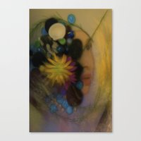 Faceless Canvas Print