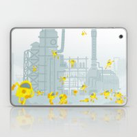 Smoldering Catalyst Laptop & iPad Skin