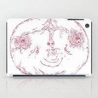 Red Shift iPad Case