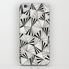 Party Triangles iPhone & iPod Skin