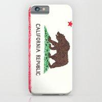The California Republic iPhone 6 Slim Case
