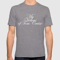 MVOTC Mens Fitted Tee Tri-Grey SMALL