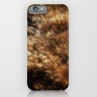 fur blur iPhone 6 Slim Case