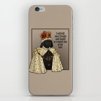 Oceans Rise. Rebellions Fail. iPhone & iPod Skin
