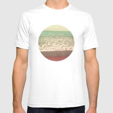 Ocean Dream I Mens Fitted Tee White SMALL
