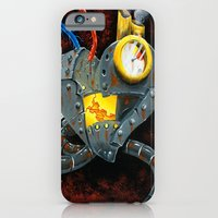 My Rusted Heart  iPhone 6 Slim Case