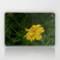Yellow Summer Flower Laptop & iPad Skin
