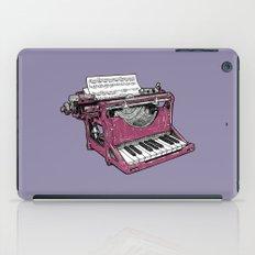 The Composition - P. iPad Case