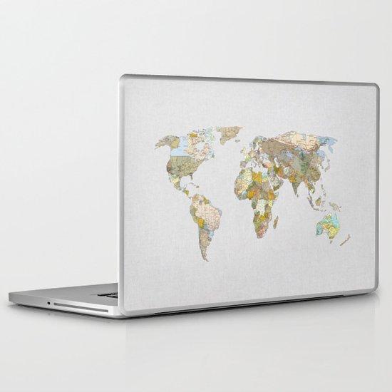 NEW ORDER Laptop & iPad Skin