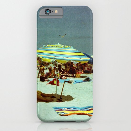 Beach, Wildwood, New Jersey iPhone & iPod Case