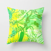 Natura Throw Pillow