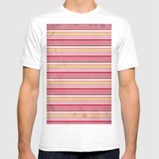 Acid Lolipops White SMALL Mens Fitted Tee