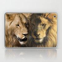 Lions Laptop & iPad Skin