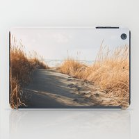 Trail to the beach iPad Case