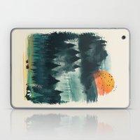 Wilderness Camp Laptop & iPad Skin