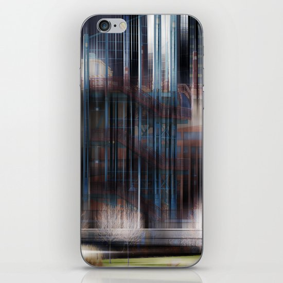 City Blues iPhone & iPod Skin