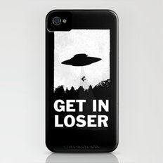 Get In Loser iPhone (4, 4s) Slim Case