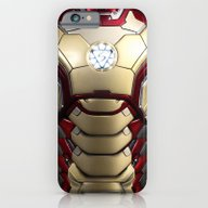 Iron/man Mark XLII Resty… iPhone 6 Slim Case