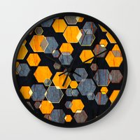 Construct Hex V3 Wall Clock