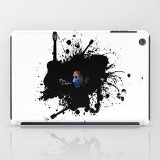 Blue Clapton iPad Case