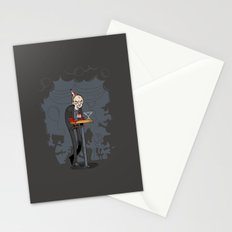 Richter at the Party Stationery Cards