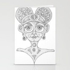 Queen of Kissimmee Stationery Cards