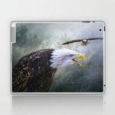 Eagle territory Laptop & iPad Skin