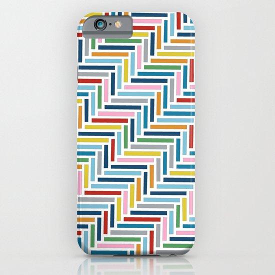 Herringbone 45 Colour iPhone & iPod Case