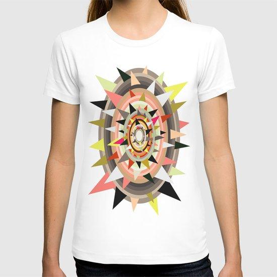 Sharp Bulls-eye  T-shirt