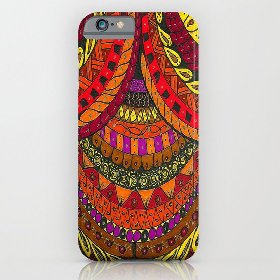 Out of Africa iPhone & iPod Case