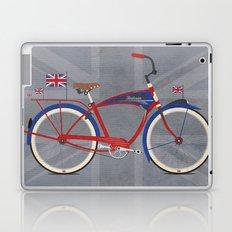 British Bicycle Laptop & iPad Skin