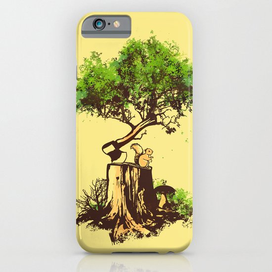 re forestation iPhone & iPod Case