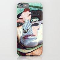 ELISA_GLITCH_IN THE SKY … iPhone 6 Slim Case