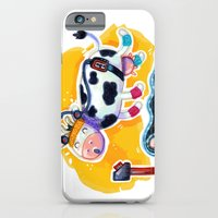 Fat Free Milk iPhone 6 Slim Case