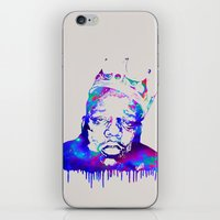 Notorious iPhone & iPod Skin