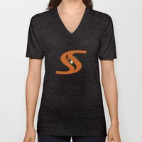 FULL SPEED AHEAD Unisex V-Neck