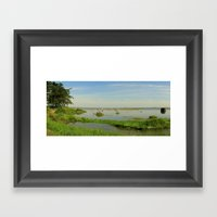 North Norfolk Coast Framed Art Print