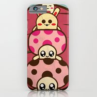 iPhone & iPod Case featuring Mushrooms and by Glen Garay