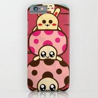 Mushrooms And iPhone 6 Slim Case