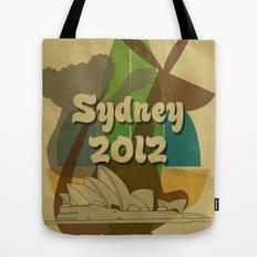Sydney 2012 Tote Bag